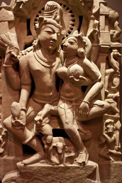 Kali e l'allegria della creazione